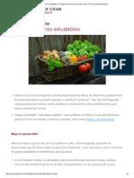 Estilos Dietéticos Saludables _ La Fuente de Nutrición _ Harvard School TH Chan de Salud Pública