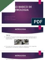 Curso Basico de Metrologia
