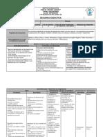 Secuencia Didactica de Biologia II