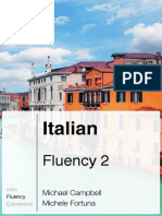 Campbell M Fortuna M - Glossika Italian Fluency 2 - 2016