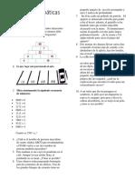 Taller de Matemáticas 8basico