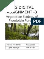 Vegetation Ecology of Floodplain Forests