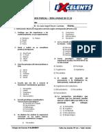 Examen Parciales - 5to Año Secundaria