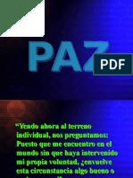 EL ESTRES Y LA PAZ