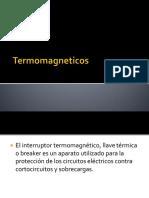 protecciones termomagneticas