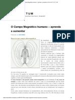 O Campo Magnético Humano – Aprenda a Aumentar _ a D N U N T I a T U M