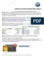 Kontakt Libraries Installation Deutsch