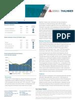 Charleston Americas Alliance MarketBeat Industrial Q22017