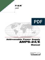 Manual Instalación Fuente AMPS
