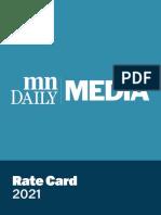 2018 - 2019 MNDaily Media Kit