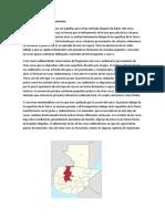 Minerales Zona Este de Guatemala