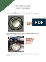 Instructivo de Calibracion Sensores Engomadoras