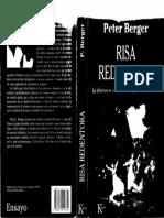 P.berger, Risa Redentora