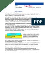 Fricción Fluida y Coeficiente de Fricción