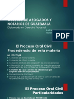 CANG Proceso Oral Civil