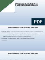 Proceso de Fiscalizacion Tributaria
