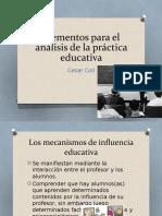 Elementos para el análisis de la práctica educativa.pptx