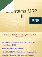Clase Mrp II