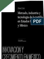 Mercado Industria y Tecnología Tortilla (1)