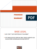 el-warrant.ppt