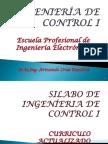 Silabo de Ingeniería de Control I.pptx