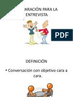 PREPARACIÓN PARA LA ENTREVISTA.pptx