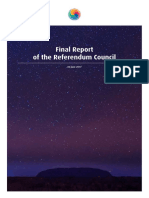 Referendum Council Final Report