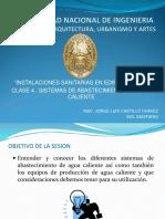 Clase 4 - Sistemas de abastecimento de Agua Caliente.pdf