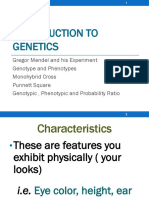 Genetics Handout