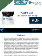 Ramaco Carbon, LLC