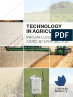 Trending 4 Top Tech Innovations Within Agriculture May 17