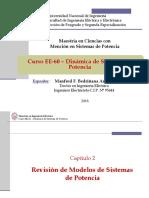 EE60 - Clase 2 - Generadores Síncronos - 2016-I