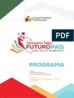 Seminario Futuro País - Lima