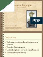 Economic Principles Course 03452 8