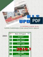 BLS Update Presentation