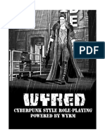 WYRED - Complete Rulebook