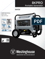 2 Westinghouse 8kpro Spec Sheet 10 2014 Email