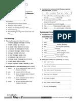 English Plus 2 Oxford Unit 4 Standard Test