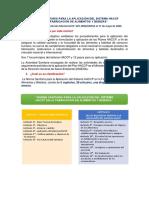 Norma Sanitaria Para La Aplicación Del Sistema Haccp en La Fabricación de Alimentos y Bebidas