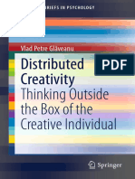 Distributed Creativity_ Thinking Outside the Box of the Creative Individual-Springer