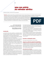 Revision de Ecoestres en Estenosis Aórtica