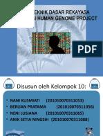 ppt biotek