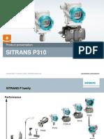 Product Presentation Sitransp P310 En