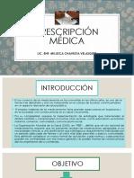 Prescripción Medica