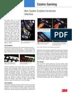 Button Deck Application Story (A4)
