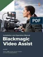 Video Assist Manual