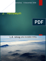 Petroleum Studies