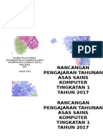 Yearly Plan Form 2 Ictl 2017