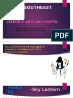 Artsandcrafts Southeast Asia Lesson2 g8 q1
