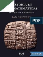 Historia de las matematicas - Ian Stewart.pdf